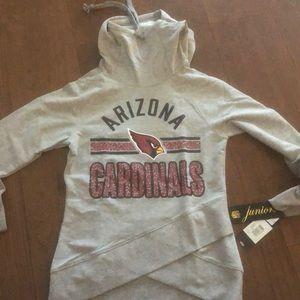 NWT NFL Arizona Cardinals  Pullover